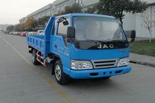 江淮牌HFC2046KPZ型越野自卸汽车