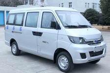 开沃牌NJL5021XDWBEV型纯电动流动服务车图片