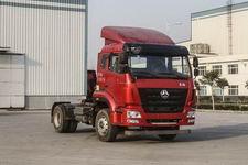 豪瀚牌ZZ4185M3613D1H型牵引汽车