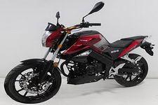 豪达牌HD150-6G型两轮摩托车图片