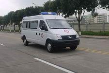广通客车牌GPY5041XJHSHTT0型救护车图片