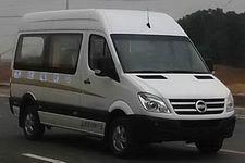 开沃牌NJL5040XDWBEV1型纯电动流动服务车图片