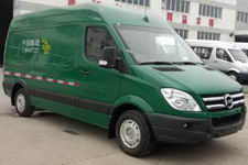 开沃NJL5040XYZBEV2型纯电动邮政车