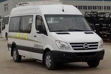 开沃NJL5040XGCBEV1型纯电动电力工程车