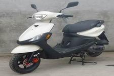 天鹰牌TY50QT型两轮轻便摩托车图片