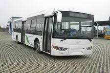 12米|10-40座上饶纯电动城市客车(SR6126BEVG)