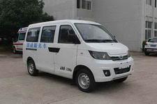 开沃牌NJL5021XDWBEV1型纯电动流动服务车图片
