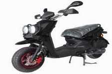 坤豪牌KH125T-9B型两轮摩托车图片