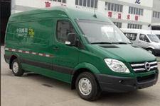 开沃NJL5040XYZBEV3型纯电动邮政车