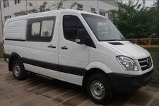 开沃牌NJL5040XDWBEV2型纯电动流动服务车图片3