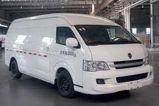 佰斯威牌HCZ5030XXY-0HASV型厢式运输车图片