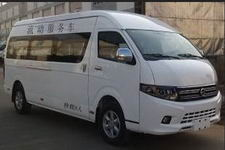 开沃NJL5042XDWBEV型纯电动流动服务车