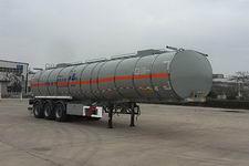 华骏牌ZCZ9401GRYHJF型易燃液体罐式运输半挂车图片