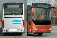 中通牌LCK6122EVG型纯电动城市客车图片2