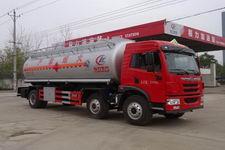 程力威牌CLW5258GRYC4型易燃液体罐式运输车