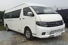 6米海格KLQ6606BEV0X2纯电动客车