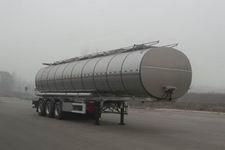 凌宇牌CLY9406GSY型铝合金食用油运输半挂车图片