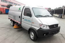 宝裕ZBJ5021TSLBEV型纯电动扫路车
