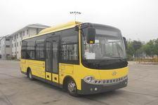 6.8米安凯HFF6680GEVB1纯电动城市客车