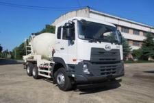优迪卡(UDTRUCKS)牌DND5250GJBW8B32型混凝土搅拌运输车