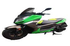 鹏城牌PC150T-6型两轮摩托车图片