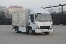 陕汽SX5070CCYBEV3型纯电动仓栅式运输车