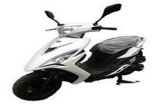 鹏城牌PC125T-9型两轮摩托车图片