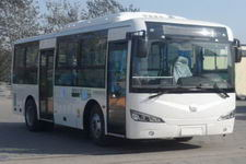 中通牌LCK6810EVG3型纯电动城市客车图片