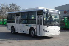 中通牌LCK6810EVG3型纯电动城市客车图片2