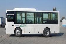 中通牌LCK6810EVG3型纯电动城市客车图片3