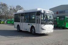 中通牌LCK6810EVG3型纯电动城市客车图片4