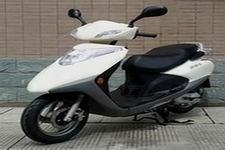 乐士牌LS110T-C型两轮摩托车图片