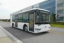 8.5米亚星JS6851GHBEV8纯电动城市客车