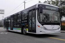 12米|19-40座蜀都纯电动城市客车(CDK6125CBEV1)