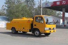 程力威牌CLW5042GQX4型清洗车