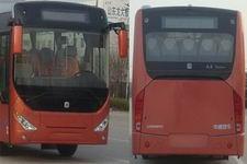中通牌LCK6809EVG10型纯电动城市客车图片2