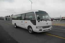 7米亚星YBL6700HBEV1纯电动客车