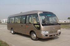 7米安凯HFF6708BEV1纯电动客车