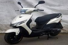 新本牌XB125T-D型两轮摩托车图片