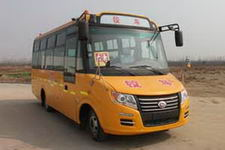HQG6691XC5型楚风牌小学生专用校车图片