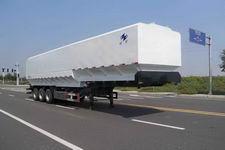 红宇13米26.5吨3轴散装饲料运输半挂车(HYJ9400ZSL)