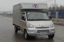 延龙牌LZL5029XXYBCYH型厢式运输车