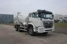 华建牌HDJ5250GJBHA型混凝土搅拌运输车