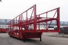 粱锋14.6米10.5吨3轴车辆运输半挂车(LYL9200TCL)