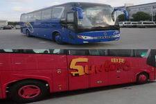 申龙牌SLK6128ALE0BEVS型纯电动客车图片3