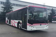 申龍牌SLK6109ULE0BEVS2型純電動城市客車圖片