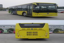 申龙牌SLK6109ULE0BEVS2型纯电动城市客车图片2