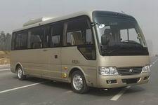 宇通牌ZK6701BEVQ8型纯电动客车图片