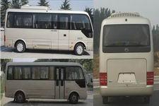 宇通牌ZK6701BEVQ8型纯电动客车图片3