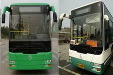 金旅牌XML6105JEVB0C型纯电动城市客车图片2